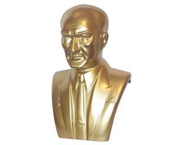 Atatürk büstü 60 cm  resmi