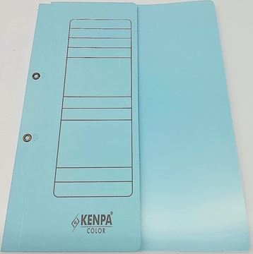 Lüks Yarım Kapak Dosya Mavi resmi